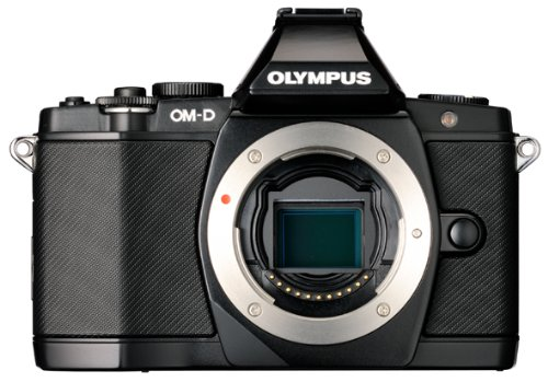 Olympus OM-D E-M5 Live MOS Mirrorless Digital Camera