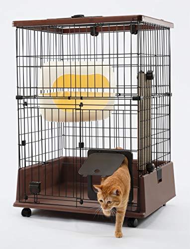 ペティオ『necoco仔猫からのしつけにもぴったりなキャットルームサークル』