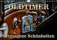 Oldtimer - vergangene Schoenheiten (Wandkalender 2022 DIN A4 quer): Die automobilen Schaetze vergangener Epochen - nicht auf hochglanz restauriert, sondern in Wuerde gealtert. (Monatskalender, 14 Seiten )