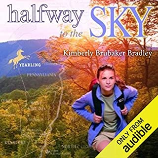 Halfway To The Sky audiobook cover art