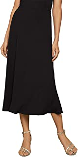 Women's Flouncy Midi Skirt