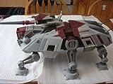 Star Wars 3.75' Republic AT-TE Tank Vehicle