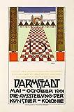 Doppelganger33LTD AD Exhibition Darmstadt Artist Colony