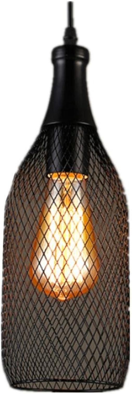 moda ZHIYUAN Techo de de de malla de Metal de jaula de botella vintage  100% a estrenar con calidad original.