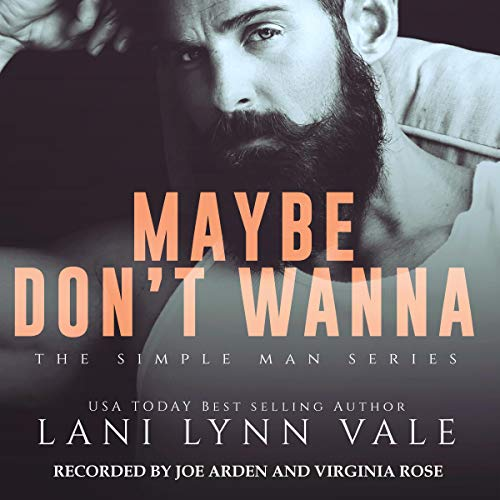 Maybe Don't Wanna audiobook cover art
