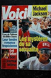 VOICI 304 1993 Michael Jackson Cover + 4 p. - François Feldman - Cyril Collard - Coco Chanel - Tina Turner