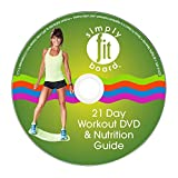 Simply Fit Board Workout DVDs - 21 Day Challenge