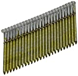 BOSTITCH Framing Nails, Wire Weld, Galvanized, Ring Shank, 28 Degree, 2-3/8-Inch...