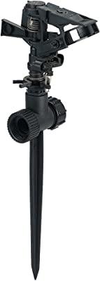Orbit 58244 Plastic Impact Sprinkler with Spike Base