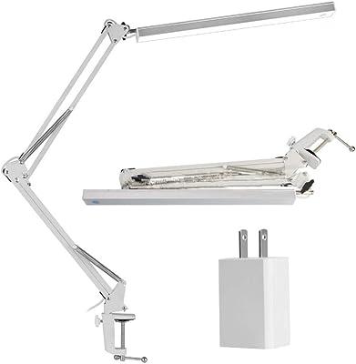 Diseño plegable Regulable LED Lámpara de mesa de escritorio ...