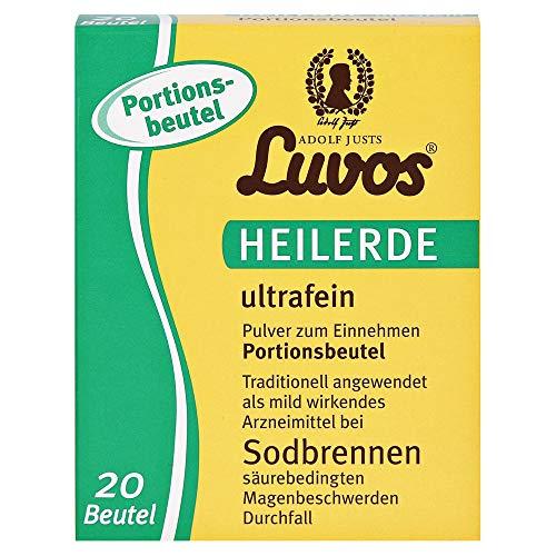 LUVOS Heilerde ultrafein Portionsbeutel 20X6.5 g