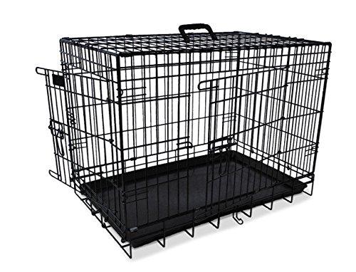 Nobby - 62313 - Cage de transport pliable - Noir