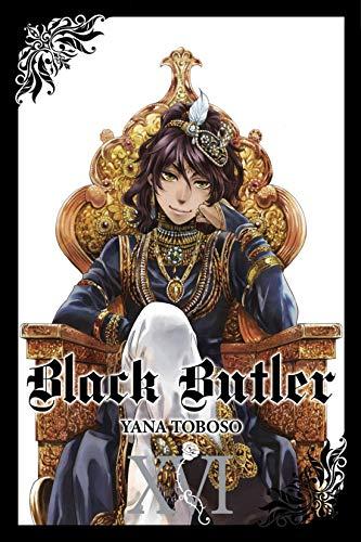 Black Butler Vol. 16 (English Edition)