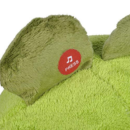 Knorrtoys 40481 – Schaukeltier Dino Olaf mit Sound - 11