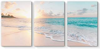 SIGNFORD 3 Piece Canvas Wall Art for Living Room Bedroom Home Artwork Paintings Romantic..