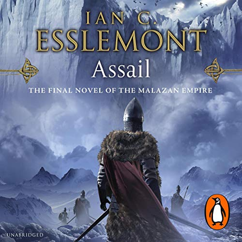 Assail audiobook cover art