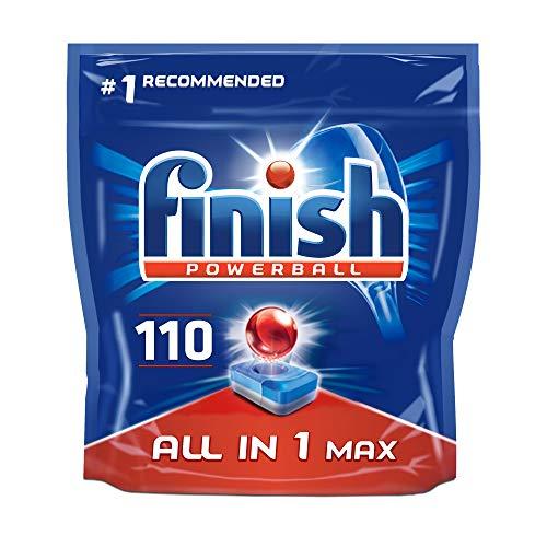 Finish All in One Max - Pastiglie per lavastoviglie