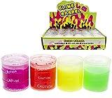 COOLMP Lot de 6 - Pâte prout Baril Transparent Mix 45gr