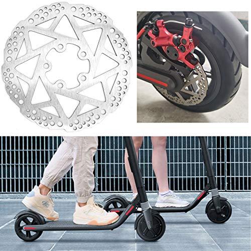 T opiky Disco de Freno, 135 mm 5 Agujeros Disco de Freno de Repuesto Durable y - Disco de Freno para Repuesto de Scooter eléctrico Pro / PRO2