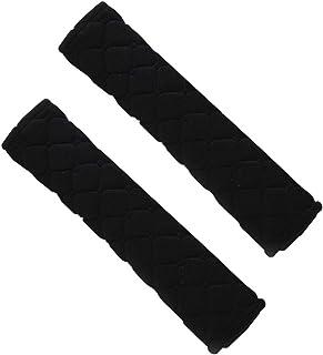 BESPORTBLE, 2 peças universais para cinto de segurança de carro, capas para cinto de segurança, capas de cinto de ombro, a...