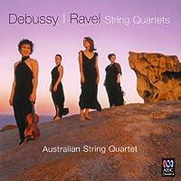 Quartets-Ravel & Dubussy