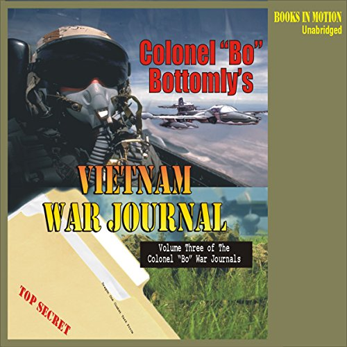 Vietnam War Journal audiobook cover art