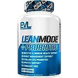 Evlution Nutrition Leanmode + Probiotic, Advanced...