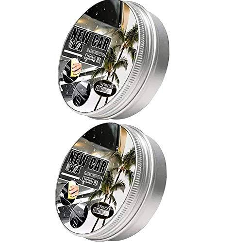 kaidan Instant Paint Protection sealant Glaze,New Car Coating Wax Paste ,Car Scratches Repair Polish Wax Anti Scratch Cream ,Car Nano Ceramic Coating Agent Wax,Quickly Cleaning, Polish(2pcs)