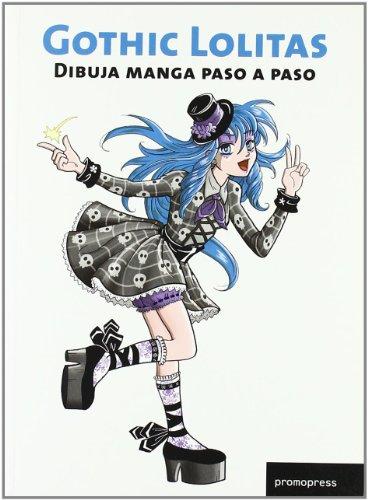 Gothic lolitas: dibujo manga paso a paso
