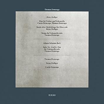 Heinz Holliger / J.S. Bach