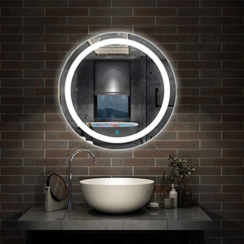 Le miroir lumineux pour salle de bain AICA