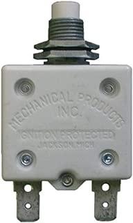 Miller 20 Amp 250 VAC 1 PH Manual Reset Circuit Breaker With Friction Terminals For Bobcat 225 Diesel Engine Driven Welder/Generator,
