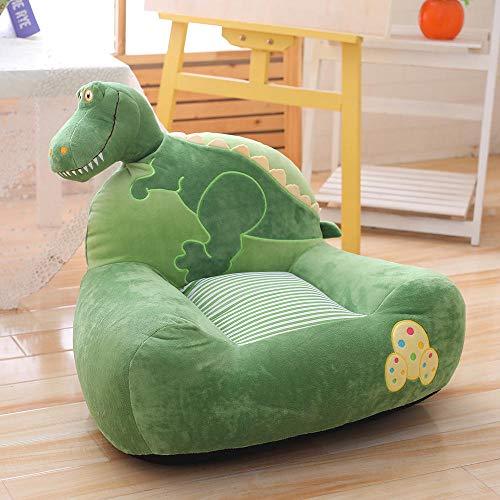 Plüschtier Tier Tier Cartoon Junge Mädchen Kind Sofa Sitz niedlichen Kind Sofa Hocker-Dinosaurier_65CM * 50CM * 35CM