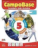 Campo base. Per la 5ª classe della Scuola elementare. Con e-book. Con espansione online (Vol. 2)
