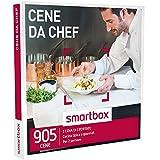 smartbox - Cofanetto Regalo - CENE da Chef - 905 cene di 3 portate:...