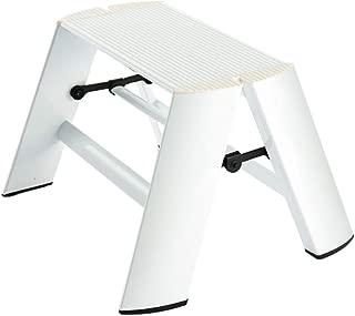 Hasegawa Ladders Ml1.0-1WH Step Ladder, White