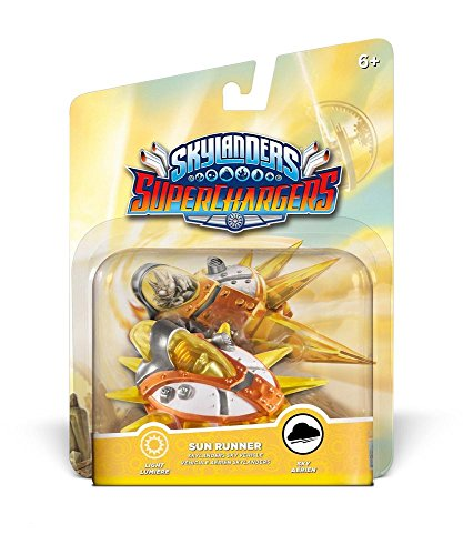 Figurine Skylanders : Superchargers - Sun Runner