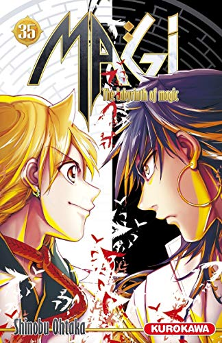 Magi - The Labyrinth of Magic Edition simple Tome 35