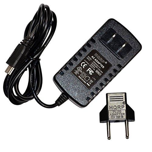 HQRP Ladegeraet/Netzadapter für CA ECTACO Partner P900 / P850 Serie sprechendes Mehrsprachige elektronisches Wörterbuch