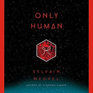 Page de couverture de Only Human