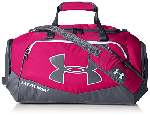 Under Armour UA Undeniable Multisport - Bolsa de Viaje para Equipaje, Color Rosa...