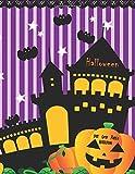 Halloween Dot Grid Paper Notebook
