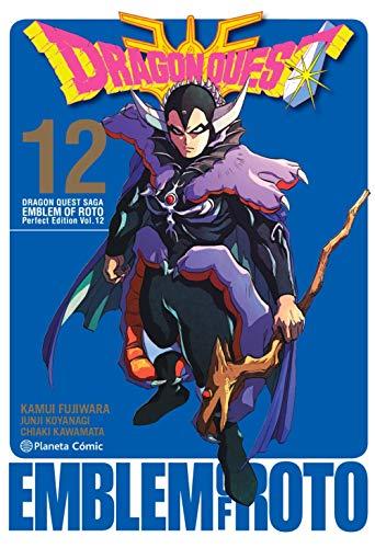 Dragon Quest Emblem Of Roto nº 12/15 (Manga Shonen)