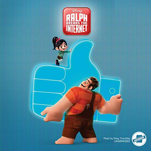 Ralph Breaks the Internet                   By:                                                                                                                                 Disney Press,                                                                                        Suzanne Francis - adaptor                               Narrated by:                                                                                                                                 Greg Tremblay                      Length: 2 hrs and 21 mins     Not rated yet     Overall 0.0