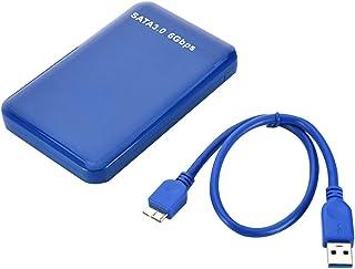 Solustre Externe harde schijf stijve draagbare mobiele harde schijf met hoge snelheid ondersteuning USB 3.0 harde schijf 3...