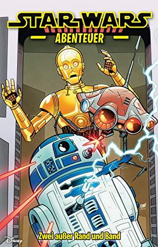 Star Wars Abenteuer: Bd. 6: Zwei außer Rand und Band