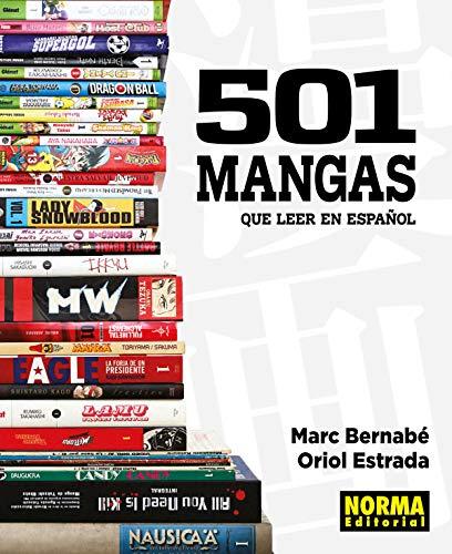 501 MANGAS Que Leer En Español