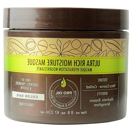 Lim-style Ultra Rich Moisture Hair Masque 8 By Limited Max 47% OFF price - Oz