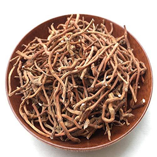 OuYang Hengzhi Chinese Heartleaf Houttuynia Herb Root CordateHouttuynia Root Houttuynia Cordata TeaHerbal Tea Yu Xing Cao Gen 鱼腥草根 500g/17.6oz