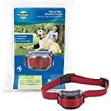 PetSafe Stubborn Dog Stay + Play Wireless Fence Receiver Collar,...